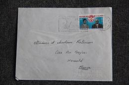 Lettre De MADAGASCAR ( TANANARIVE ) Vers FRANCE - Madagascar (1960-...)