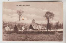 CPSM BOST (Allier) - L'Eglise - France