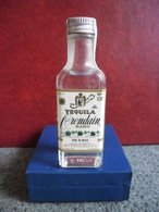 MIGNONNETTE Alcool Blanc TEQUILA GRENDAIN Blanco 5cl 40% @ MEXIQUE Guadalajara - Miniatures