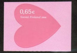 2006 Finland, With Friendship MNH. - Finland