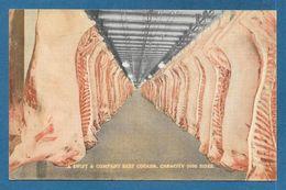 A SWIFT & COMPANY BEEF COOLER CAPACITY 3000 SIDES - Stati Uniti