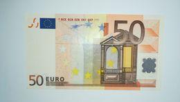 EURO-FINLAND 50 EURO (L) H006 Sign DUISENBERG - EURO