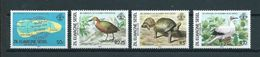 1984 Seychellen/Seychelles Complete Set Animals,birds,oiseaux MNH/Postfris/Neuf Sans Charniere - Seychellen (1976-...)