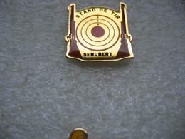 Pin's Du Stand De Tir De St HUBERT - Archery