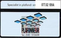 Telefoonkaart  LANDIS&GYR  NEDERLAND * RCZ.077.02  109A * Plafonneur * TK * ONGEBRUIKT * MINT - Nederland