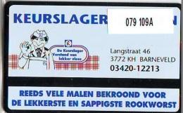 Telefoonkaart  LANDIS&GYR  NEDERLAND * RCZ.079  109A * Keurslager Joosten * TK * ONGEBRUIKT * MINT - Nederland