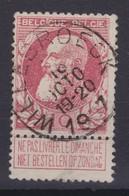 N° 74 : WILLEBROECK - 1905 Breiter Bart