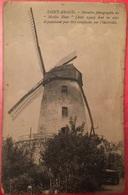 Carte Postale Ancienne De Saint Amand Les Eaux - Le Moulin - Saint Amand Les Eaux