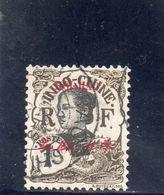 HOI-HAO 1908 O - Hoï-Hao (1900-1922)