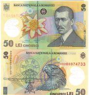 Romania - 50 Lei 2009 ( 2005 ) UNC Lemberg-Zp - Romania