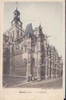GISORS . La Cathédrale - Gisors
