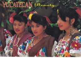 Postcard Yucatecan Beauty Mexico My Ref  B22493 - Mexico