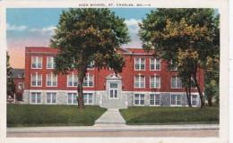 Missouri St Charles High School 1944 - St Charles