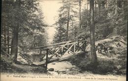11364984 Le Val-d Ajol Environs De La Feuillee Nouvelle Ponts De La Cascade De F - France