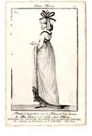 HISTOIRE DU COSTUME DE LOUIS XVI AU SECOND EMPIRE . DIRECTOIRE AN V (1796/1797) - Réf. N°9274 - - Histoire