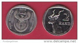 SOUTH AFRICA, 2014, 2 Rand , Kudu, C1480 - South Africa