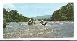 GUYANE FRANCAISE.. Pirogue Dans Lesrapides... édit. G. Delabergerie 261 - Guyane