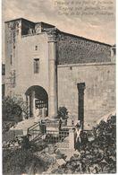 CPA N°21135 - LOT DE 4 CARTES DE JERUSALEM - LA PISCINE BETHESDA - Palästina