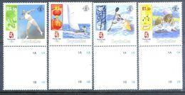 E45- Seychelles Olympic Games 2008. - Seychelles (1976-...)