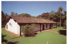 CARTE POSTALE MODERNE. PARAGUAY. YAGUARON. MUSEO DR. FRANCIA. 1992. - Paraguay