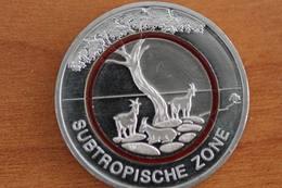 5,-€ Subtropische Zone 2018 In ST - Germania
