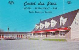 Canada Trois Rivieres Castel Des Pres Motel And Restaurant - Trois-Rivières