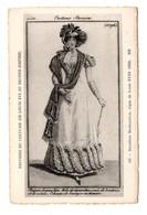 HISTOIRE DU COSTUME DE LOUIS XVI AU SECOND EMPIRE . Deuxième Restauration, Règne De Louis XVIII (1822) - Réf. N°9285 - - History