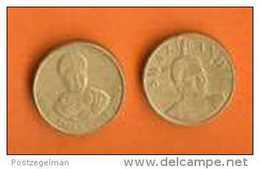 SWAZILAND 1986 KM44.1 1 Lilangeni Nicely Used Coin, C918 - Swaziland