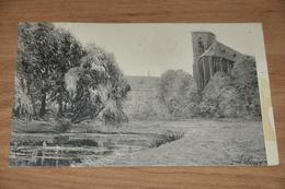 870- L'étang De L'abbaye De Tongerloo - 1926 - Westerlo