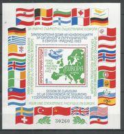 BULGARIA - MNH - Sport - International Organizations - 1983 - Organizations
