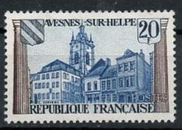 France - Frankreich 1959 Y&T N°1221 - Michel N°1268 Nsg - 20f Avesnes Sur Helpe - Unused Stamps