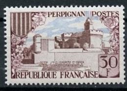 France - Frankreich 1959 Y&T N°1222 - Michel N°1269 * - 30f Perpignan - Unused Stamps