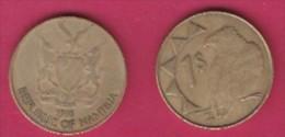 NAMIBIA, 1998, 1 Nam Dollar, VF, KM 4,  C2848 - Namibië