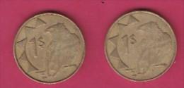 NAMIBIA, 1996, 1 Nam Dollar, VF, KM 4,  C2847 - Namibië