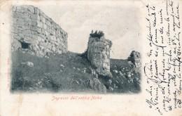 T.640.  NORMA - Ingresso Dell'antica Norba - Latina - 1902 - Italia