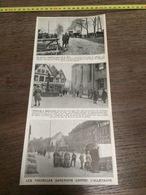 AN 20/30 NOUVELLES SANCTIONS CONTRE L ALLEMAGNE OFFENBOURG APPENWELLER - Vieux Papiers