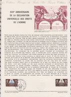 FEUILLET (s) DOCUMENT (s)  PHILATELIQUE(s) 1ER JOURS ANNEE COMPLETE 1978 J'ai Scanné Toutes Les Feuilles.... 56 Scans - Documents De La Poste