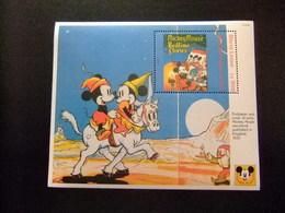 SIERRA LEONE 1992 WALT DISNEY Historias Para Dormir Yvert Bloc 210 ** MNH - Disney