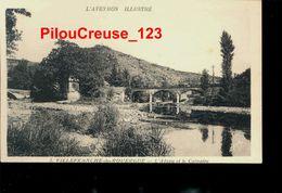 """12 Aveyron - VILLEFRANCHE De ROUERGUE - """" L'Alzou Et Le Calvaire """" - Villefranche De Rouergue"""
