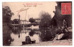 0850 - Sermaize Les Bains ( Marne ) - Le Gué - Rodier Et Fils édit. - N°404 - - Sermaize-les-Bains