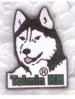 Pin's Chien Vermifuge Telmin Husky - Animaux