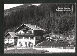 AK Badgastein-Badbruck, Pension Franziska Am Wald - Non Classificati