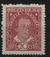 Poland 1928, Mi 252, J. Slowacki, Writer, Funeral At The Wawel Cathedral - Krakow. MNH** W20040 - Unused Stamps