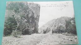 43CARTE DU PUY EN VELAYN° DE CASIER 116DETAIL RECTO VERSO DE LA CARTE AVEC LES 2   PHOTOS - Le Puy En Velay