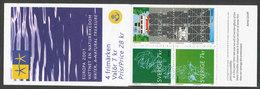 EUROPA - SUEDE 2001 - CARNET  YT C2214 - Facit H530 - Neuf ** MNH -  L'eau, Richesse Naturelle - 2001