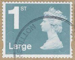GB SG U3278 Machin 1st Large BILBE Good/fine Used [36/30535/ND] - 1952-.... (Elizabeth II)