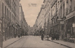 K23- 35) RENNES - RUE D'ESTRÉES  - (2 SCANS) - Rennes
