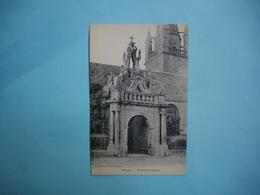 CARNAC  -  56  -  Portail De L'Eglise  -  Morbihan - Carnac