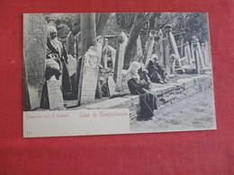 Turkey Istanbul - Skutari Cemetery  Ref 2909 - Turkey