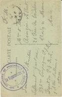 """1919- C P A  D'Arras ( P. De C. ) En Franchise """" 240è Compagnie De Prisonniers De Guerre """" - Guerra De 1914-18"""